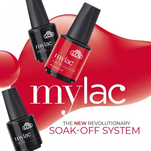 MyLac - Das neue revolutionäre Soak-Off System
