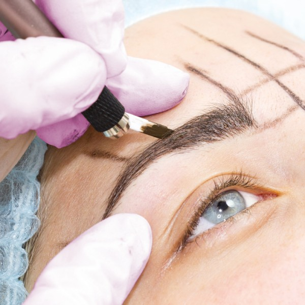 Permanent Make-up Modul 3: Augenbrauen